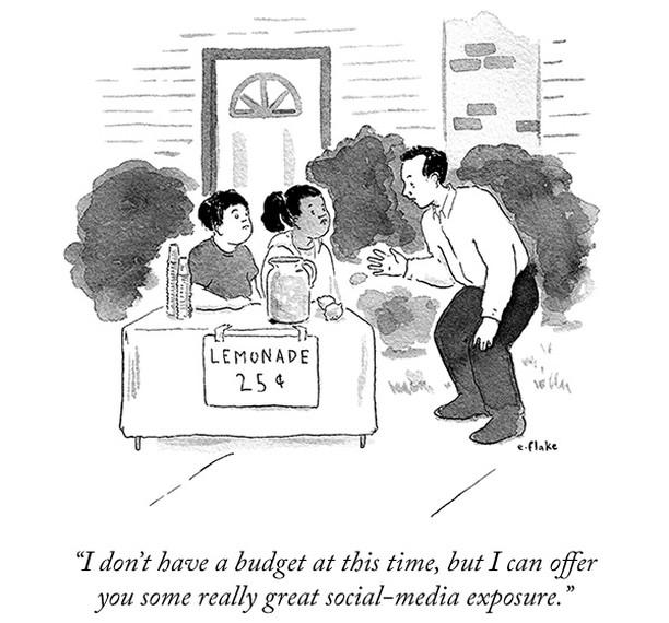 New Yorker cartoon by Emily Flake