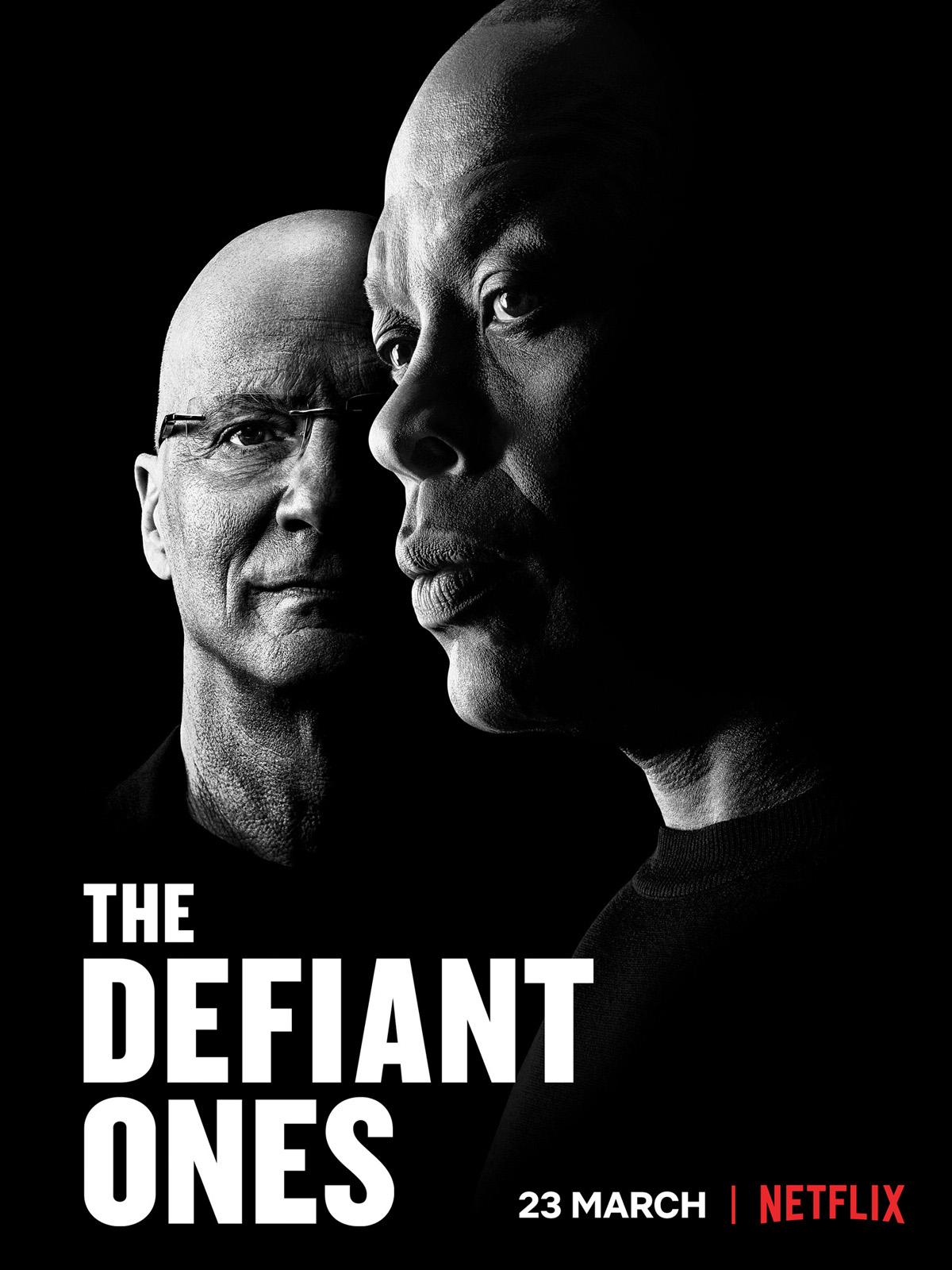 The Defiant Ones, Netflix. Réalisation : Allen Hughes